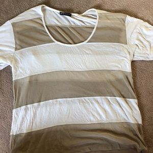 Brandy Melville see through T-shirt one size fits
